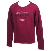 Camps - Sweat Catoche framboise sw Rose 35320