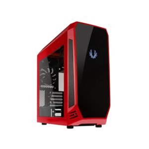 boitier pc micro atx aegis rouge noir pas cher achat vente rueducommerce. Black Bedroom Furniture Sets. Home Design Ideas