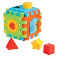 Bloomy - Cube puzzle d'activités