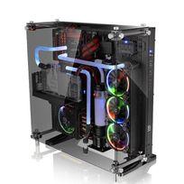THERMALTAKE - Boiter PC ATX Core P5 TG Noir, Verre trempé