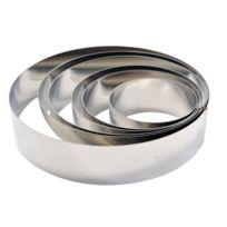 Epicurean - Cercle à vacherin 24 cm