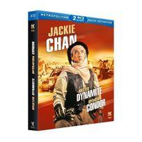 Hk - Coffret Jackie Chan 2 films Blu-Ray