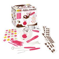 Scrapcooking - Atelier Chocolat