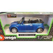 Bburago - 43041 Mini Cooper Blau
