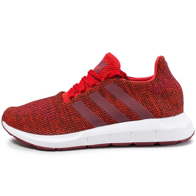 chaussure rouge homme adidas