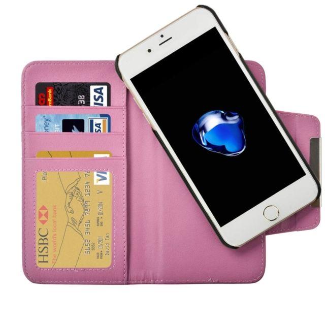 coque iphone 8 cuir a rabat