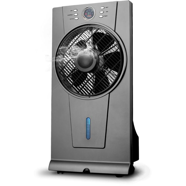 robby rafraichisseur d 39 air humidificateur brume d 39 eau. Black Bedroom Furniture Sets. Home Design Ideas