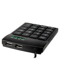 Cabling - Pavé numérique / Calculatrice noir