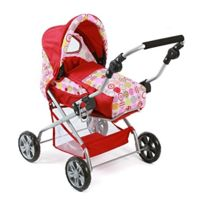 """Bayer Chic - Combi Doll Oser »PICCOLINA"""" - Dessin Ruby Red"""