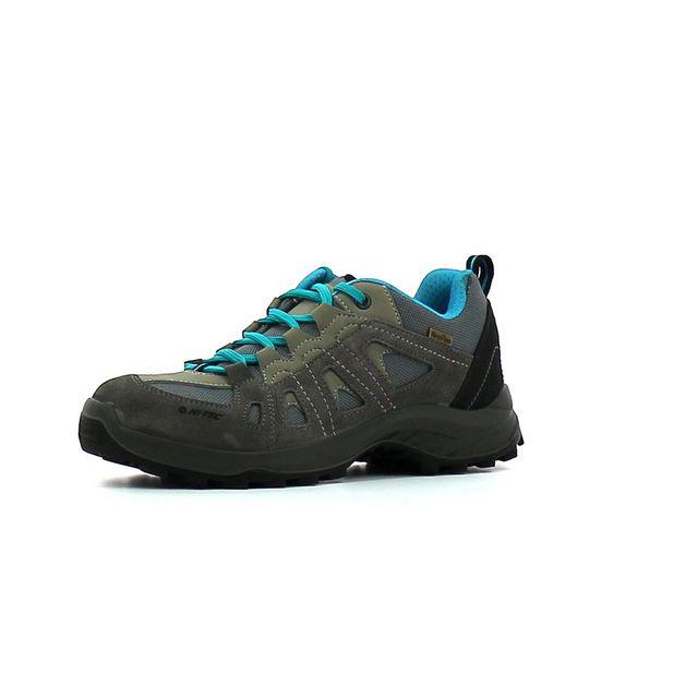 Hitec - Chaussure de randonnée Hi Tec Stratus Low Wp Wmns Gris - 37