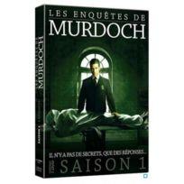 Elephant Films - Les Enquêtes de Murdoch - Saison 1 - Vol. 1
