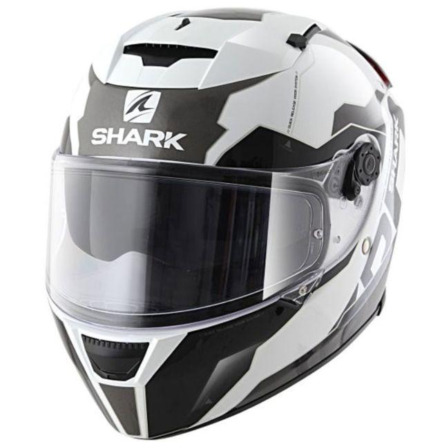 Shark Casque Moto Intégral En Fibre Speedr 2 Sauer Ii Wka Promo