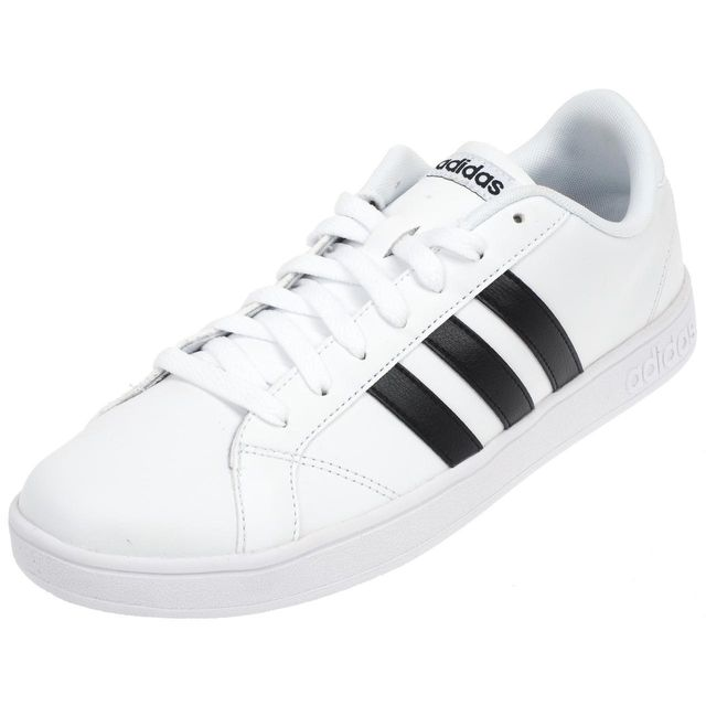 Adidas Neo Chaussures basses cuir ou synthétique Baseline