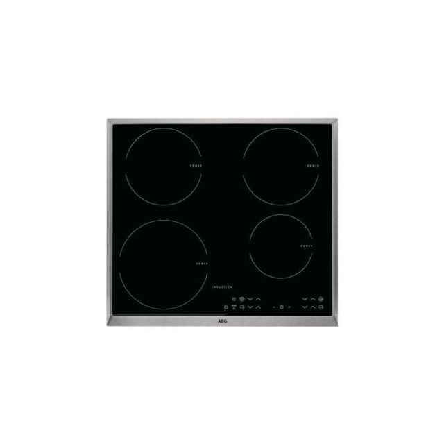 Aeg Plaque de cuisson induction 58 cm HK634200XB