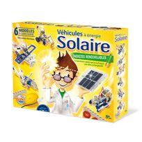 BUKIFRANCE - Véhicules à énergie solaire - 7340