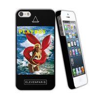 Eleven Paris - Coque Playboy Sea Toucher Gomme Apple Iphone 5/5s