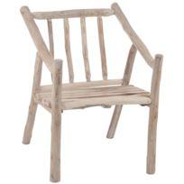 Chaise En Bois Avec Accoudoir Bientot Les Soldes Chaise En Bois