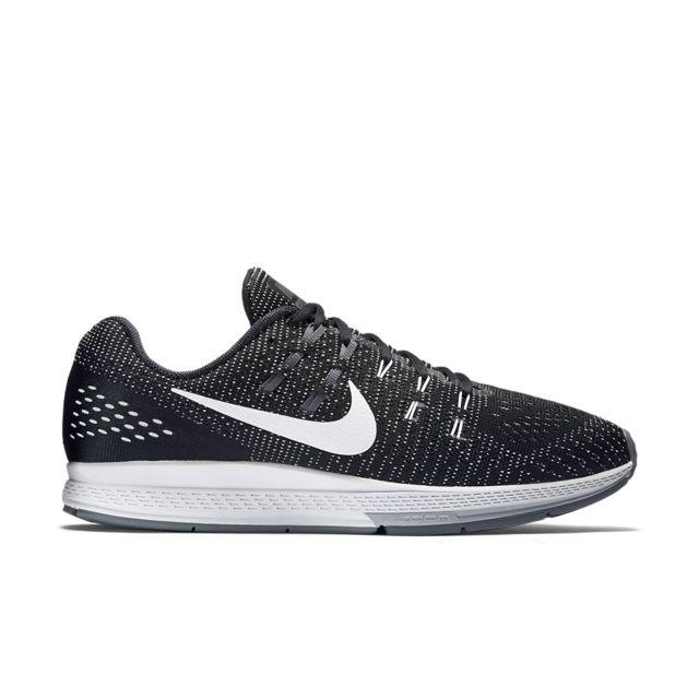 e9d627d13aed2 Nike - Chaussure de running Air Zoom Structure 19 - 806580-001 - pas cher  Achat   Vente Baskets homme - RueDuCommerce