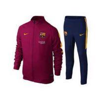 Nike - Survêtement de football Academy Woven - 801751-010 - pas cher ... 175eb1465c20b