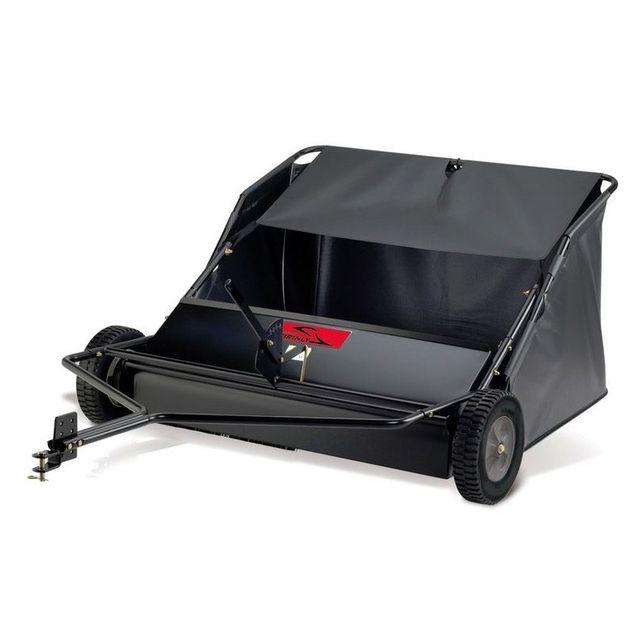turfmaster balai ramasseur train 107 cm pour tondeuse auto port e pas cher achat vente. Black Bedroom Furniture Sets. Home Design Ideas