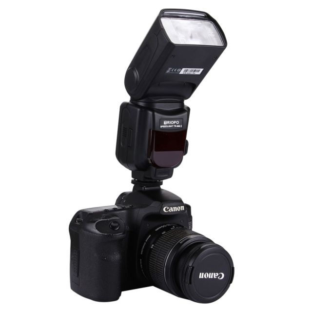 wewoo flash cobra appareil photo pour appareils reflex canon nikon speedlite pas cher achat. Black Bedroom Furniture Sets. Home Design Ideas