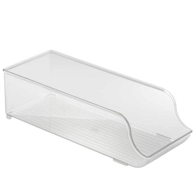 Interdesign Bac de Rangement Canettes pour Frigo