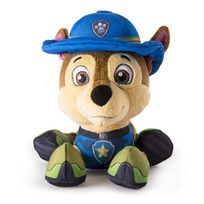 Spin Master - Paw Patrol - Pat'Patrouille - Peluche Pat'patrouille 15cm Chase