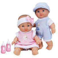 Calinou - Poupons jumeaux