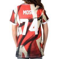 Little Eleven Paris - Tee Shirt Mosska Ss Mixte Garçon / Fille, Blanc M99