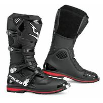 Falco , bottes moto cross enduro quad 107 Dust Evo noir T 47 Fr
