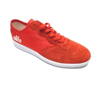 Alife Baskets Homme  Everybody Low Mono Volle Red Rouge - Chaussures Baskets basses Homme