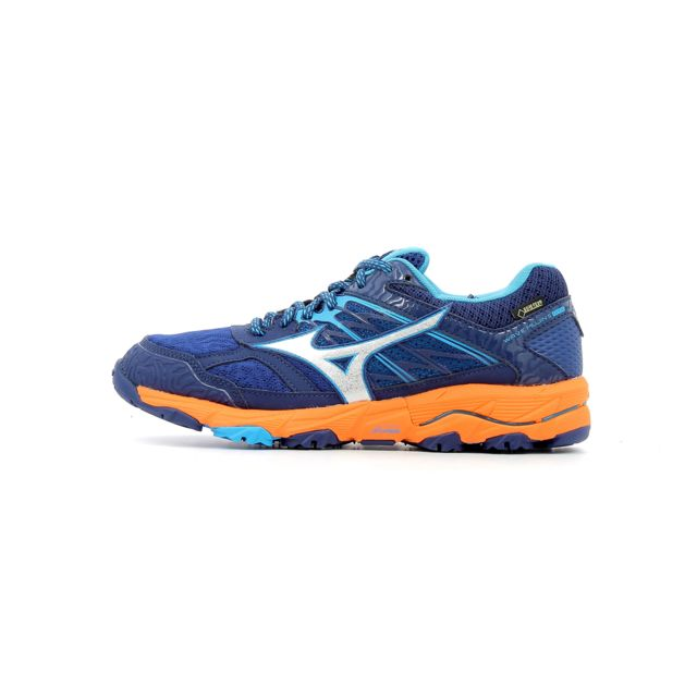 6de895cfc4b Mizuno - Chaussures de running trail Wave Mujin 5 Gtx Women - pas ...