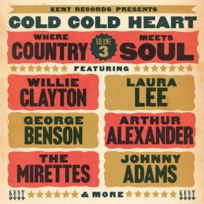 Ace Records - Compilation - Cold cold heart | Where country meets soul Vol. 3