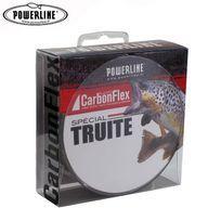 Powerline - Fluorocarbone Carbonflex Special Truite 150M