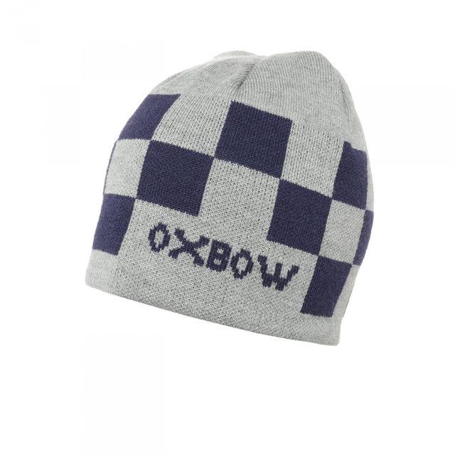 Oxbow - Bonnet Oshawa Reversible Gris - pas cher Achat   Vente Casquettes 2a78e8dbe524