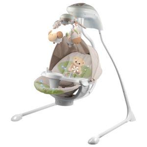 bebe2luxe balancelle electrique lilou diamond pas cher achat vente balancelles rueducommerce. Black Bedroom Furniture Sets. Home Design Ideas