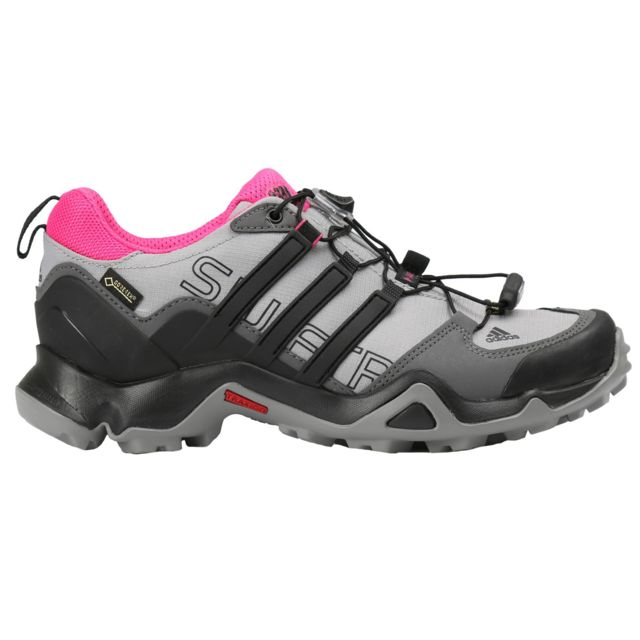 buy online 5715e 5ecf6 Adidas - Adidas Terrex Swift Chaussure Femme - Taille 40 2 3 - Gris
