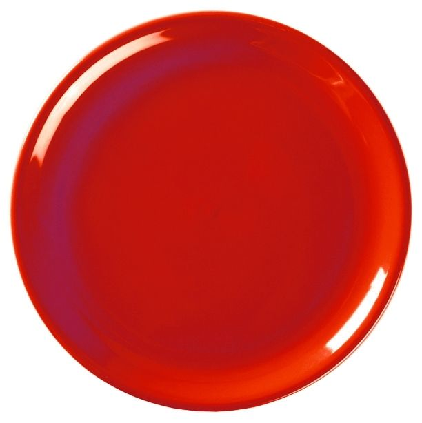 Lebrun Assiette plate rubis 29 cm Vita