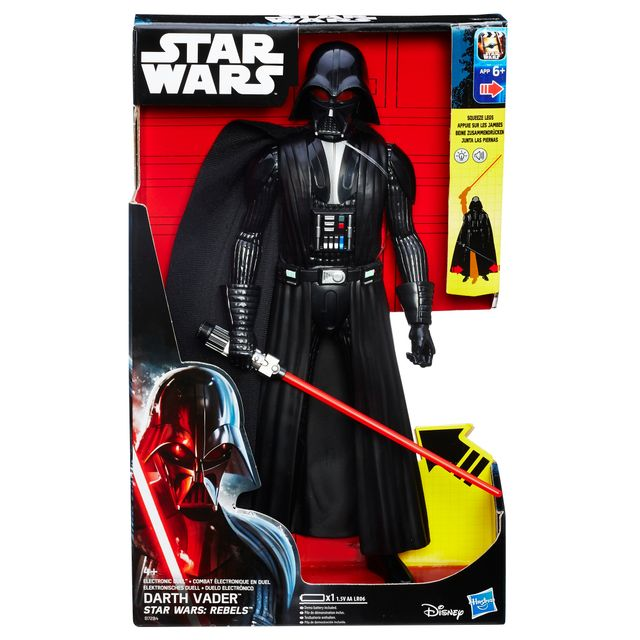 STARS WARS Star Wars Titan 30 cm electronique - B7077EU40