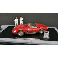 Cmc - Maserati 300 S -dirty version with 2 Figurines 1956 - 1/18 - M-172