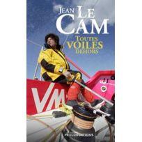 Editions l'Equipe - Jean Le Cam - Toutes voile dehors