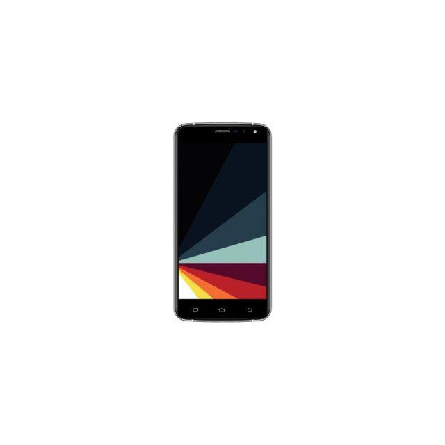 Auto-hightech Smartphone 3G, Quad Core, 5,5 pouces Android 7.0 - Noir