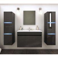 Meuble salle de bain 50 cm - Achat Meuble salle de bain 50 cm - Rue ...