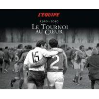 Editions l'Equipe - Le tournoi au coeur