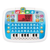 Vtech - Tablette p'tit génius ourson Bleu