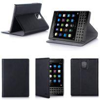 Xeptio - Blackberry Passport noir avec stand