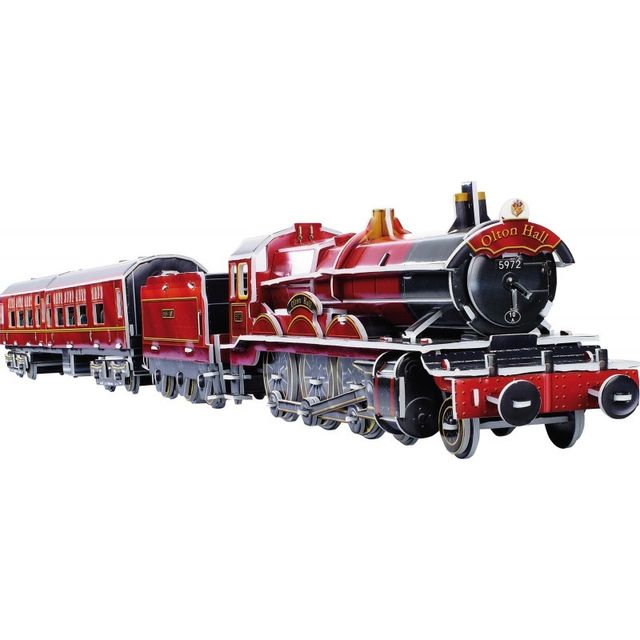 SMALL FOOT COMPANY Puzzle 3D Train