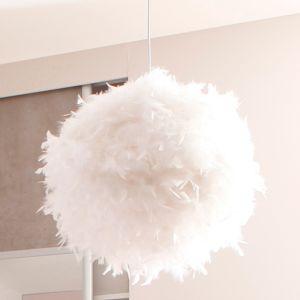 corep suspension boule plumes cocotte pas cher achat vente suspensions lustres. Black Bedroom Furniture Sets. Home Design Ideas