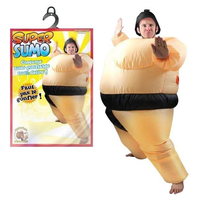 Kas Design Costume Sumo Gonflable, Cadeau Fun