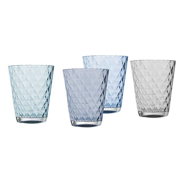 Autre Pack 4 verres Diamond
